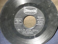 "The Cookies ""Girls Grow Up faster Than Boys/Only to Other People"" 45"