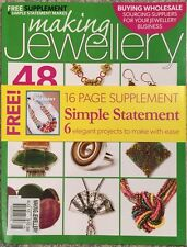 Making Jewellery Buying Wholesale Sourcing Suppliers August 2015 FREE SHIPPING!