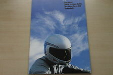 168386) BMW-casco de sistema-folleto 01/1985