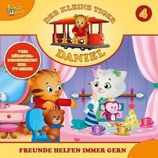 Der kleine Tiger Daniel - CD / Freunde helfen immer gern - CD