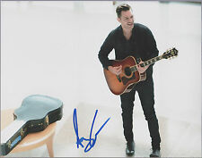 ANDY GRAMMER Hand Signed 8 x 10 Photo Autograph w/ COA Great Pic & AUTO