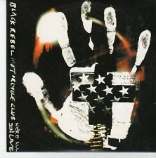 (EB551) Black Rebel Motorcycle Club, We're All In Love - 2003 DJ CD