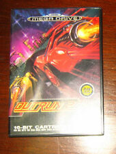 NEW SEGA MEGA DRIVE OUTRUN 2019 COMPLETE BOX PAL ASIAN