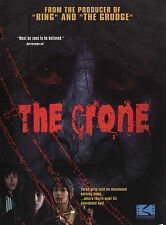 THE CRONE NEW DVD Scary HORROR Halloween! RARE NEW! Jason Freddy Myers!