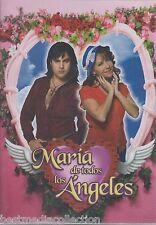 Maria De Todos Los Angeles DVD NEW 2-Disc Set Maria Escalante Ariel Miramontes