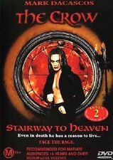The Crow - Stairway To Heaven (DVD) Mark Dacascos BRAND NEW