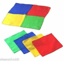 Magic Color Silk Blendo 4 Silks to ONE Multicolor Silk with Thumb Tip WATCH DEMO