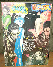 Michael Dempsey Punk Rock 100 Nights At The Roxy Rare Early Punk Book 1978 1st