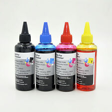 400ml Special Refill Dye Ink Kit for Brother Inkjet Printer CISS  Ink Cartridges