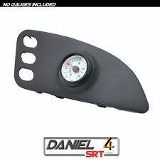 95 99 Mitsubishi Eclipse Talon Single Gauge Pod  52mm (OEM) Center Vent Trim