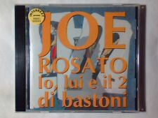 JOE ROSATO Io, lui e il 2 di bastoni cd COME NUOVO LIKE NEW!!!!!
