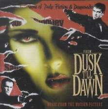 From Dusk Till Down O.S.T. Original Soundtrack CD
