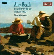 Piano Music 1: Early Works by Beach, Amy