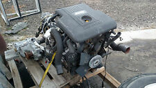 2005 Jeep Liberty 2.8l Engine Transmission Transfer case Diesel CRD