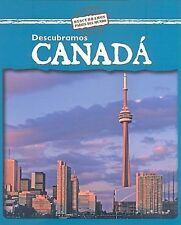 Descubramos Canada Looking at Canada (Descubramos Paises Del Mundo  Lo-ExLibrary