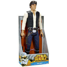 Star Wars Han Solo Disney Jakks pacific Figure Movie Guerre Stellari 45cm