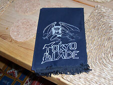 Tokyo Blade Satin Scarf - brand new, back from the early 80's.