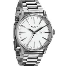 Nixon Sentry SS Watch (white)