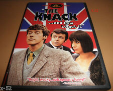 THE KNACK and HOW TO GET IT dvd JOHN BARRY score MICHAEL CRAWFORD richard lester