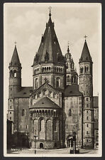 Germany. Mainz. Dom von Norden. 1937 Posted Postcard