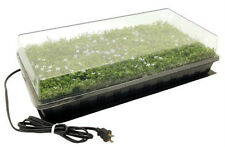 Seed Starter Kit Plant w/ Heat Mat Seedling Station Germination Greenhouse Dome