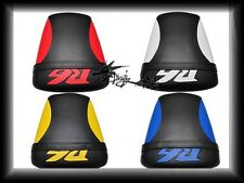 Motorcycle Rear Passenger Seat FYamaha 1999-2002 YZF R6 YZF-R6 Blue Yellow Red