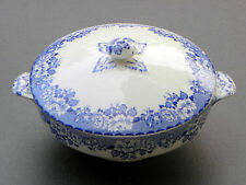 PEONY by BRITTANIA POTTERY ~ GLASCOW SCOTLAND ~ COVERED  DISH .................&