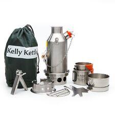 Kelly Kettle Ultimate Stainless Steel Small Trekker Kit