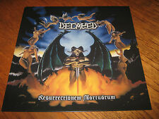 "DECAYED ""Resurrectionem Morruorum"" LP desaster ungod bathory"