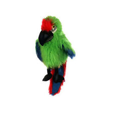PRO MINISTRY LARGE BIRD HAND PUPPETS MILITARY MACAW PARROT