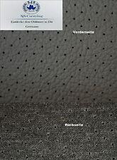 Kunstleder für Mercedes Sitzbezüge Top Qualität SL R129 schwarz gelocht