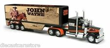 NEWRAY 1:32 TRAILER KENWORTH W900 JOHN WAYNE WITH ORANGE DECALS 10413