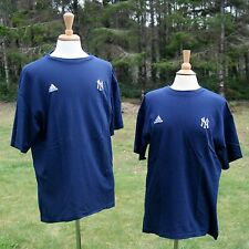 His & Her  Father & Son  New York Yankees T-Shirts Adidas Size Large & Medium