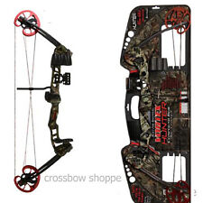 Barnett Vortex Hunter Camo Compound Bow Package 45-60# Draw Right Hand MPN 1104