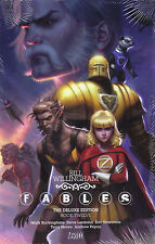 Fables Deluxe Edition Book 12 Hardcover Graphic Novel