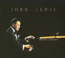 Private Concert by John Lewis (CD, Feb-1991, Universal Distribution)