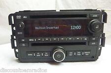 07 08 Pontiac Torrent Radio Single Cd DVD MP3 Player 20757520 ef207