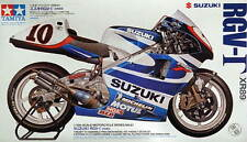 Tamiya 14081 1/12 Scale Model Kit Suzuki RGV-500 Gamma XR89 Roberts,Jr MotoGP'99