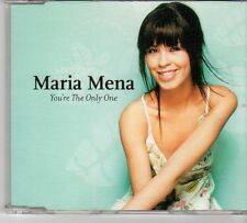 (EX185) Maria Mena, You're The Only One - 2004 DJ CD