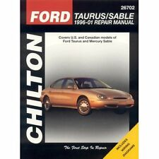 Chilton Repair Manual Ford Taurus & Sable, 1996-05 #26702