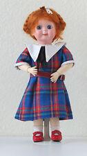 """Googlie  JDK  221  Ref """"A""""    28 cm   Poupée Ancienne  Reproduction Antique doll"""