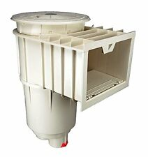 Pentair Sta-Rite U-3 SwimQuip In-Ground White Swimming Pool Skimmer | 08650-1404
