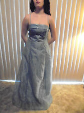 BEAUTIFUL BLUE LADIES/TEENS PROM DRESS/PAGEANT DRESS...SIZE 7?8