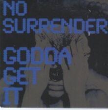 (BC338) No Surrender, Godda Get It - 2011 DJ CD