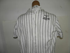 Field of Dreams-Dyersville,Iowa 6 button down uniform top with #9 size Larg NWOT