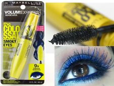 Maybelline Volum'Express Mascara The Colossal Smoky Eyes -Blue Blaze-New