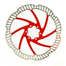 2CPS TEKTRO Polygon (Auriga/Pro) 180mm Disc Brake Rotor BIKE OEM PACKAGE RED