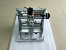 3-Axis Mini DIY CNC Router Engraver PCB PVC Milling Wood Carving Machine New