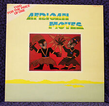 African Moves Various Sterns Africa 2xVinyl LP