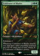 Cultivator of Blades FOIL   NM   Game Day Promo   Magic MTG